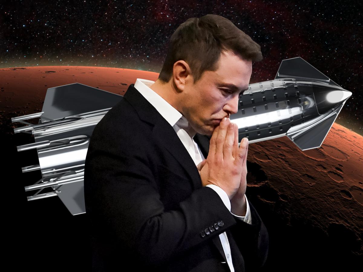 Elon Musk và kế hoạch đưa 1 triệu người lên hỏa tinh