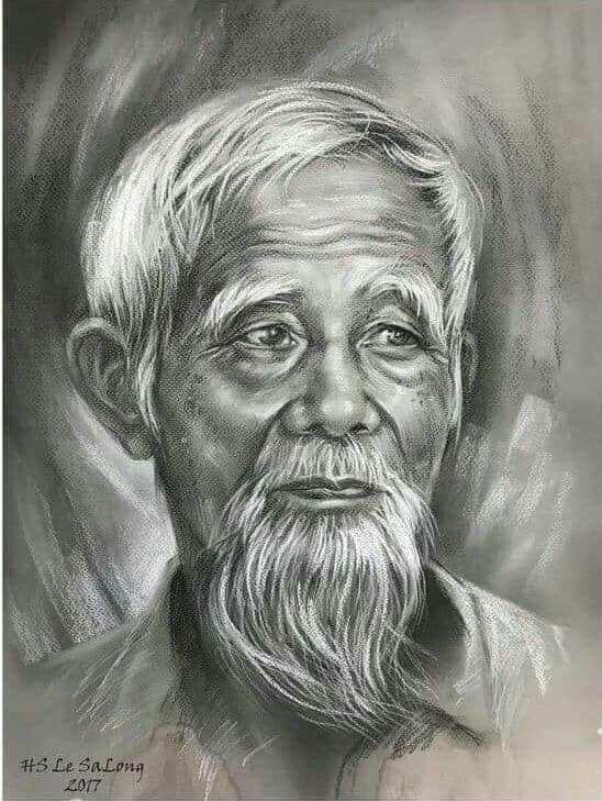 Ông Già Ba Tri Của Xã Đồng Tâm