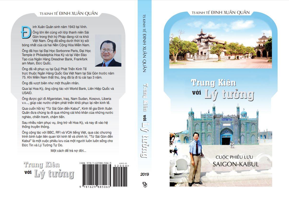 Đọc 'Từ Sài Gòn đến Kabul' của Đinh Xuân Quân