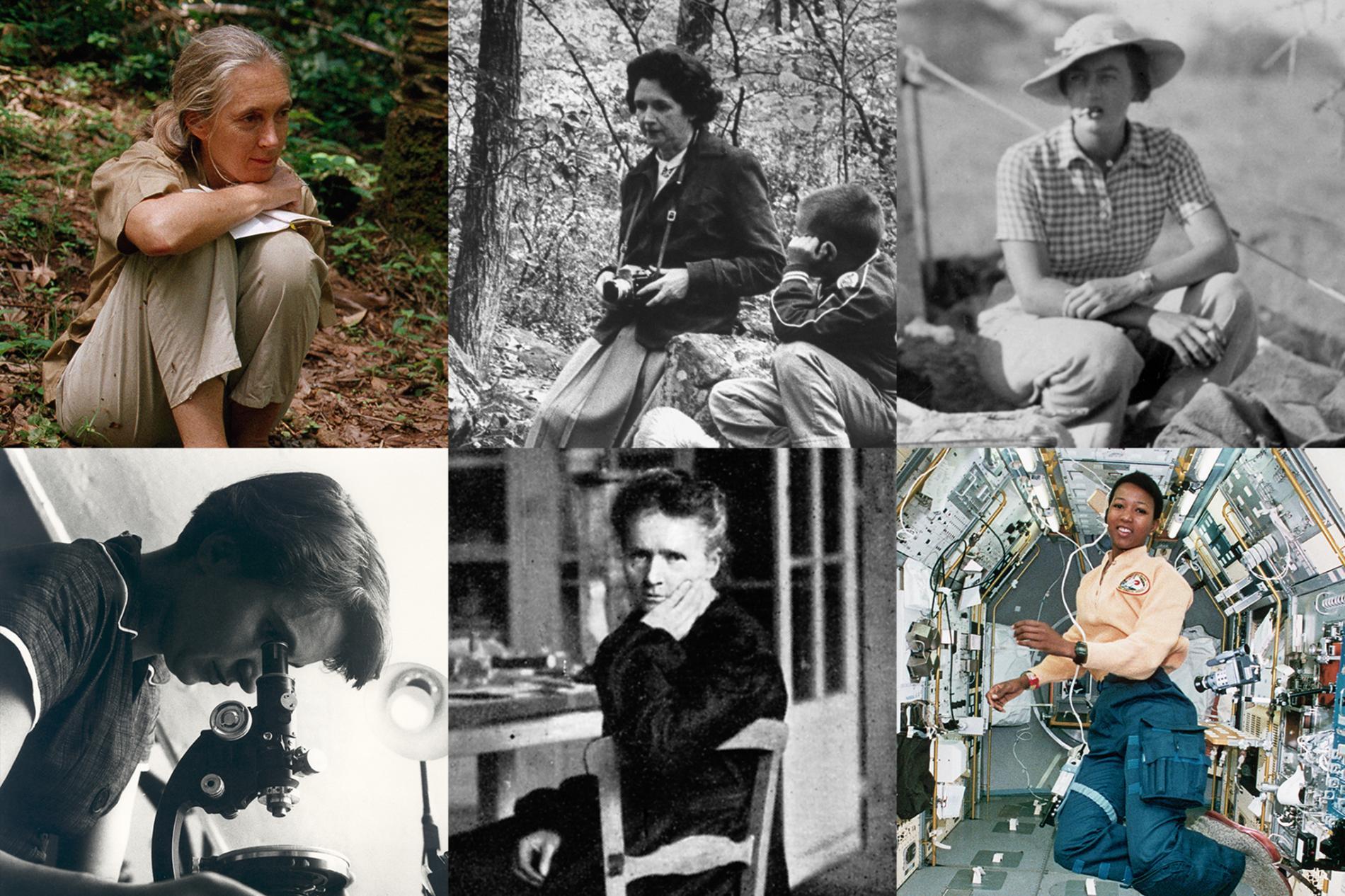 Những nữ khoa học gia bị 'lịch sử lãng quên'