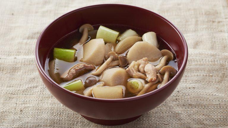 Món ăn cổ đại: khoai sọ