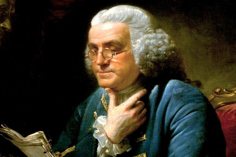 Benjamin Franklin, người khổng lồ của Hoa Kỳ
