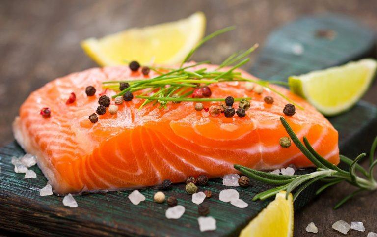 Cá hồi và sức khỏe