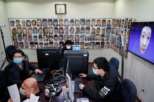 Trung Quốc: Đeo khẩu trang vẫn bị nhận diện