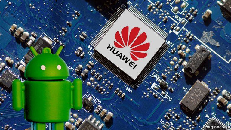 Huawei không còn lối thoát