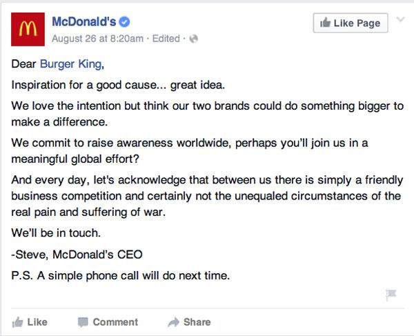 [Case Study] Thâm nho như Burger King: Chỉ 1 câu đề nghị khiến McDonalds tiến thoái lưỡng nan, tạo cú hích truyền thông với fan đồ ăn nhanh - Ảnh 4.