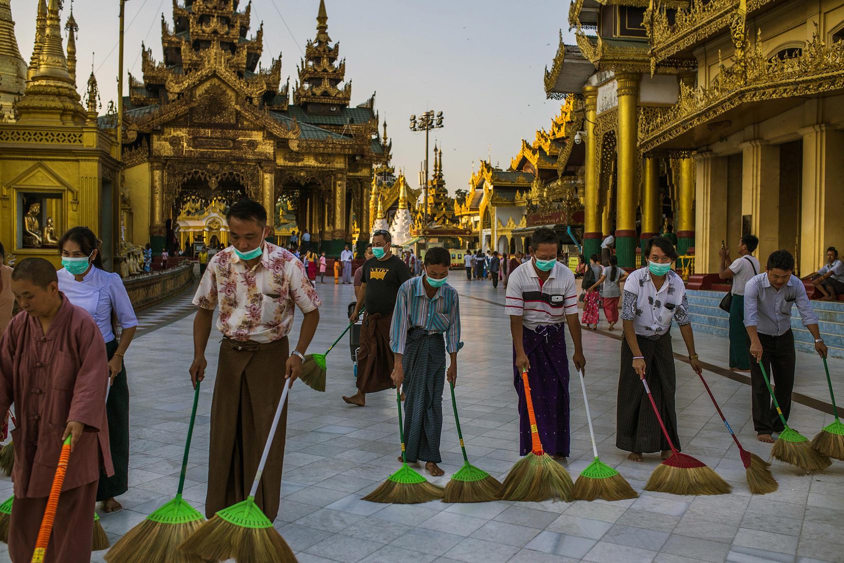 Do đâu các nước Đông Nam Á 'Phật Giáo' ít bị Covid 19 tác hại?