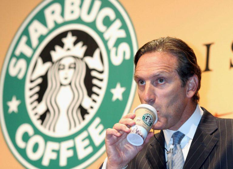 Câu chuyện cuộc đời ông chủ đế chế Starbucks