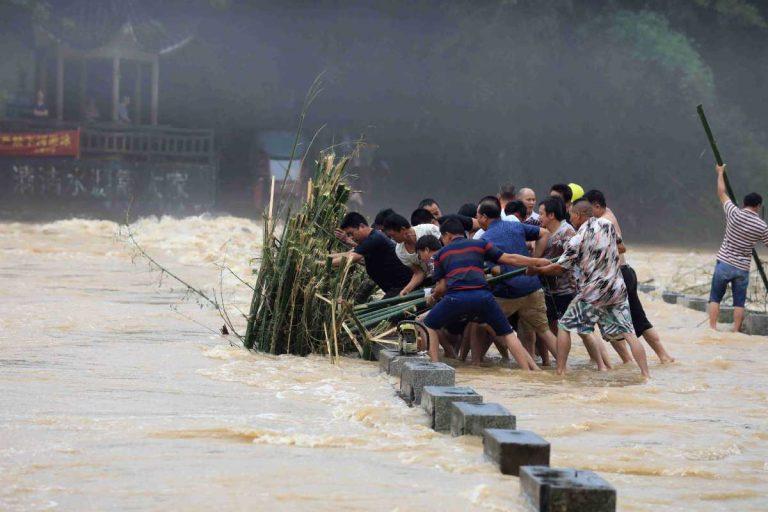 Đập Tam Hiệp, trái bom lơ lửng trên đầu dân Trung Hoa