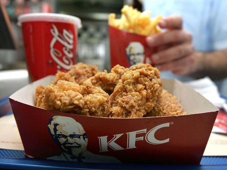 KFC: Gà viên chiên từ máy in 3D