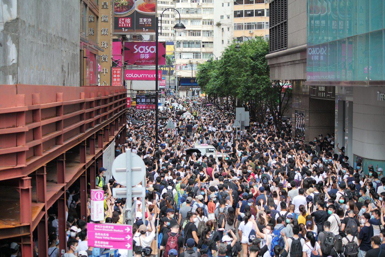 Hong Kong và Luật An ninh Quốc gia