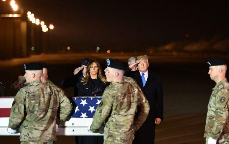 TT Trump, vị Tổng Tư Lệnh tôn vinh Quân Đội Mỹ