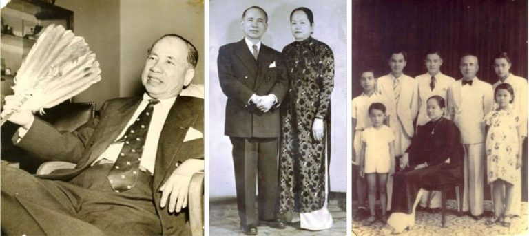 Ông Trương Văn Bền và xà bông Cô Ba