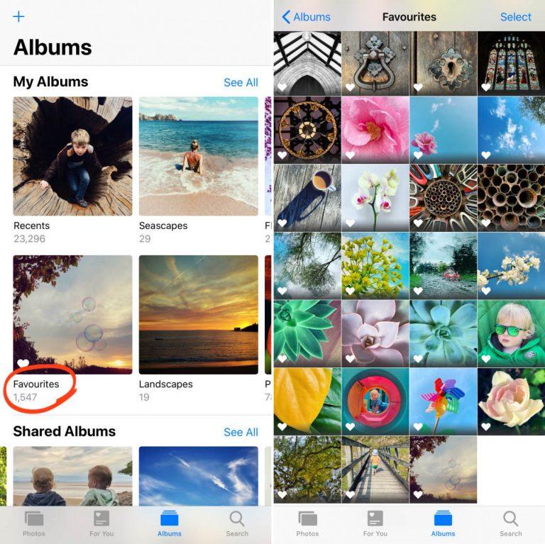 Xóa hình trên iPhone có ảnh hưởng đến iCloud?