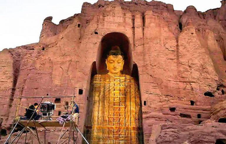 Bí ẩn sau tượng Phật bị Taliban hủy hoại