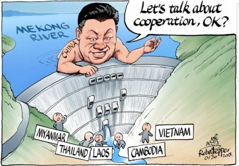 Bắc Kinh 'vũ khí hóa' các sông ở Tây Tạng, chặn nguồn nước của châu Á
