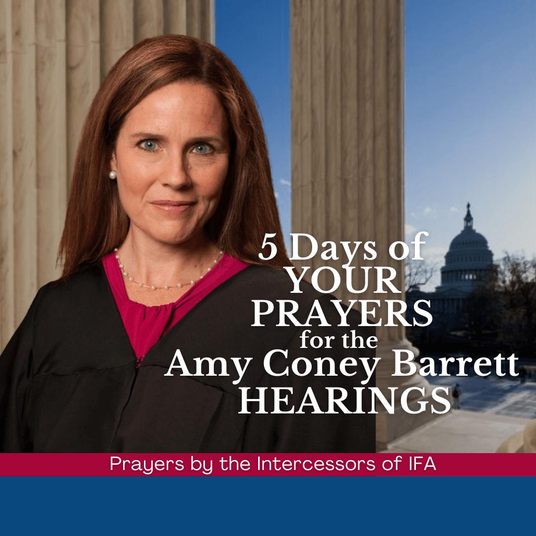 Amy Coney Barrett, người phụ nữ bản lĩnh