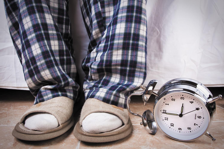 Tiểu đêm… và tiểu nhiều lần