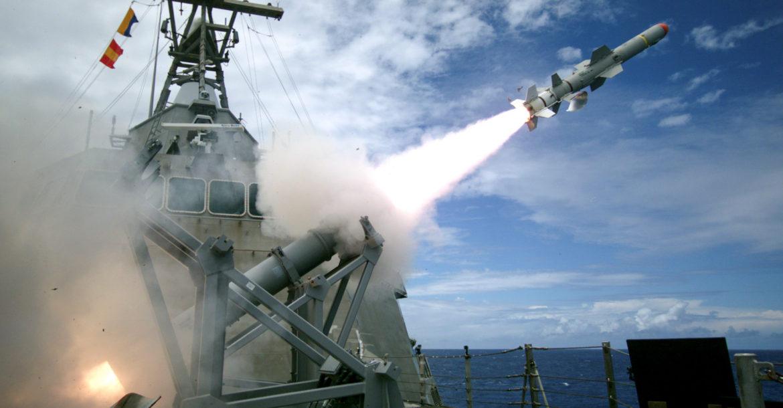 Eo biển Đài Loan vững chắc với vũ khí từ Hoa Kỳ