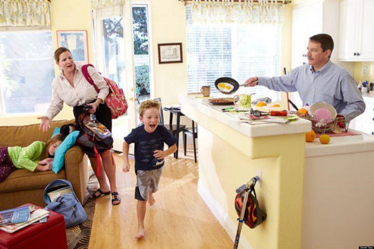 Những 'rào cản' lớn nhất của cuộc sống gia đình hiện đại