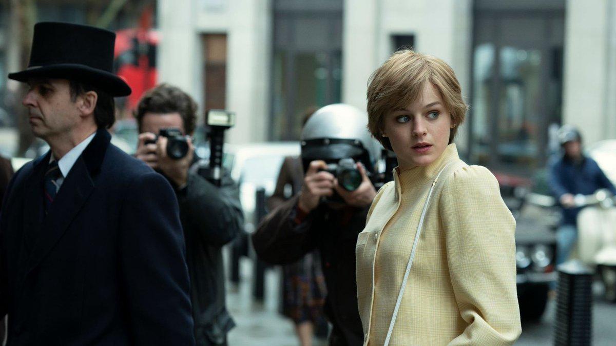 Công nương Diana trong 'The Crown' khiến các hoàng tử đau lòng?