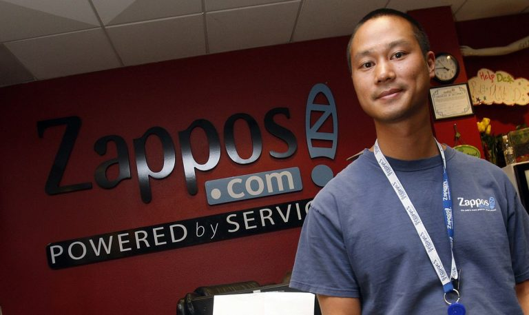 6 bài học xương máu từ 'tỷ phú bán giày' Tony Hsieh