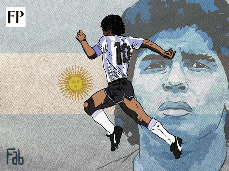 Diego Maradona – Ân phúc và sự nguyền rủa