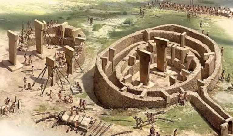 Các nền văn minh bí ẩn lụi tàn