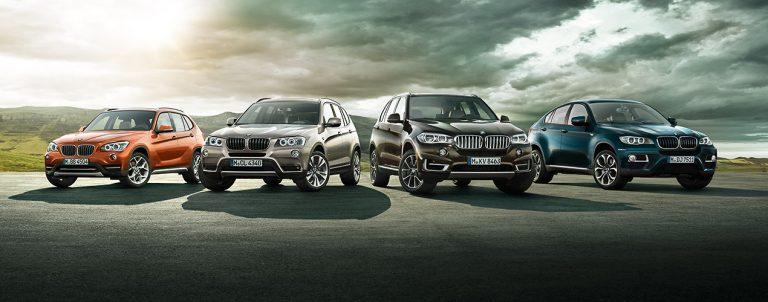 Những điều thú vị về BMW X Series