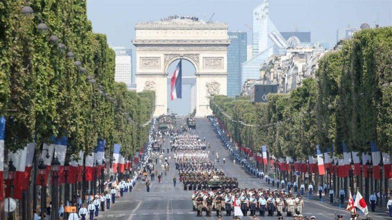 Đế quốc Pháp – Từ lãnh thổ liên minh đến Đế quốc cường thịnh