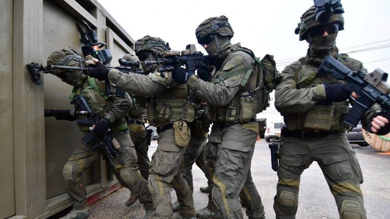 Đội ám sát tuyệt mật của Israel