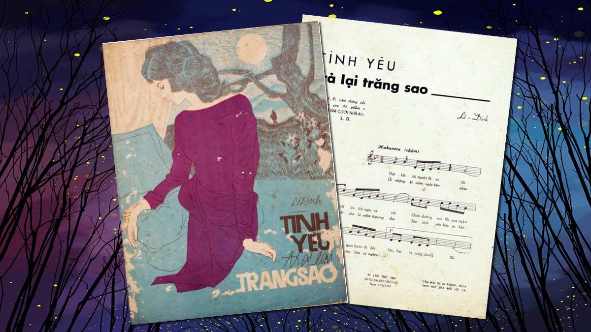 Nhạc sĩ Lê Dinh: Tình yêu trả lại trăng sao