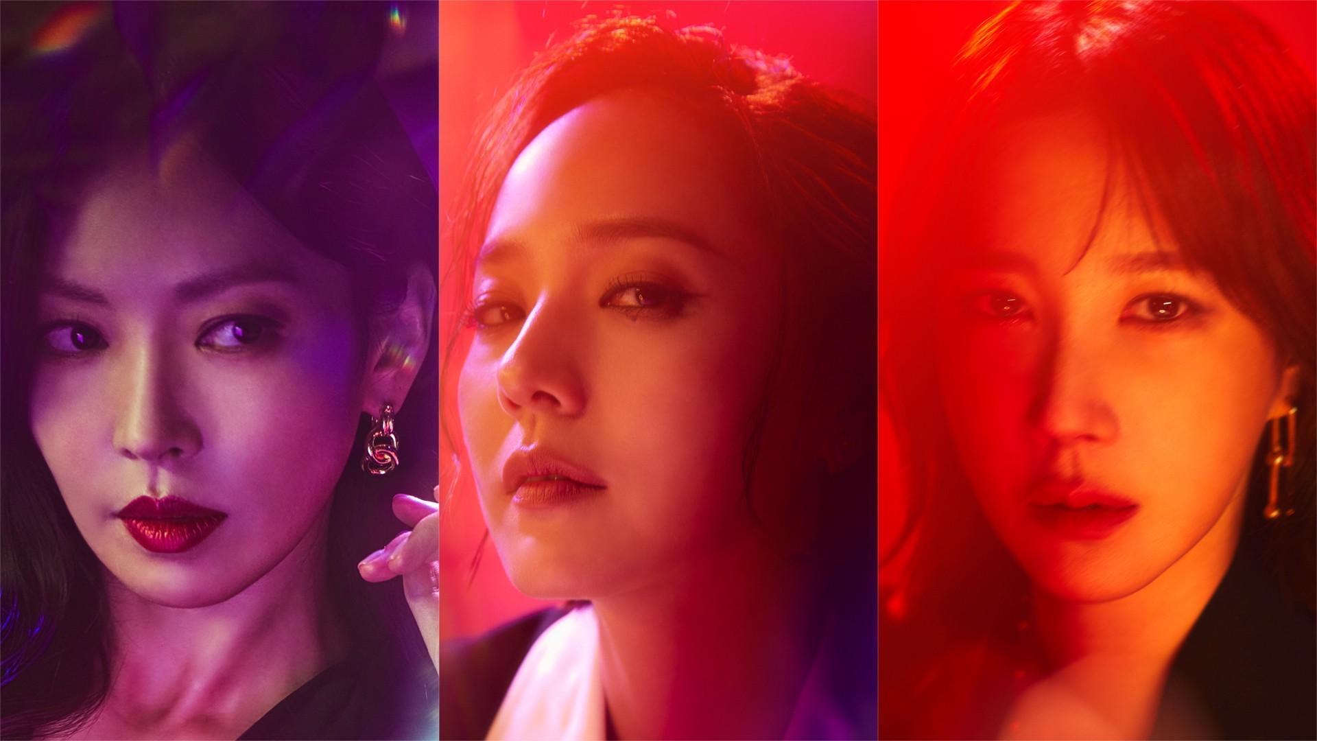Giới siêu giàu Gangnam tàn ác trong phim 'Penthouse'
