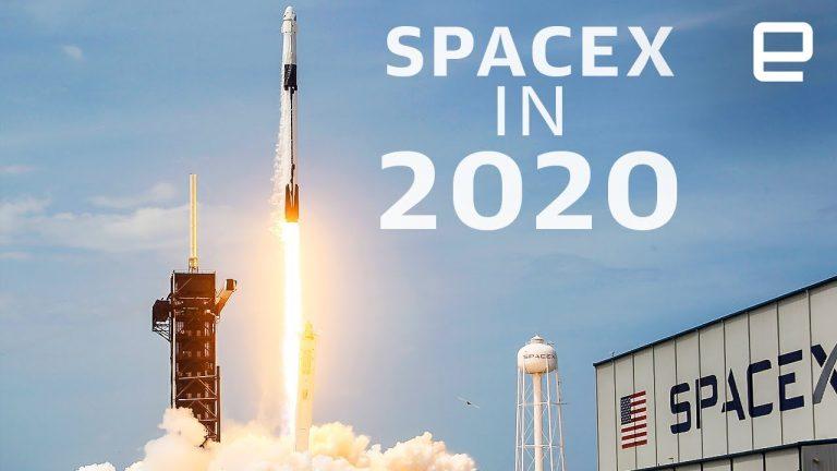 SpaceX phóng 'vệ tinh gián điệp' khép lại năm 2020
