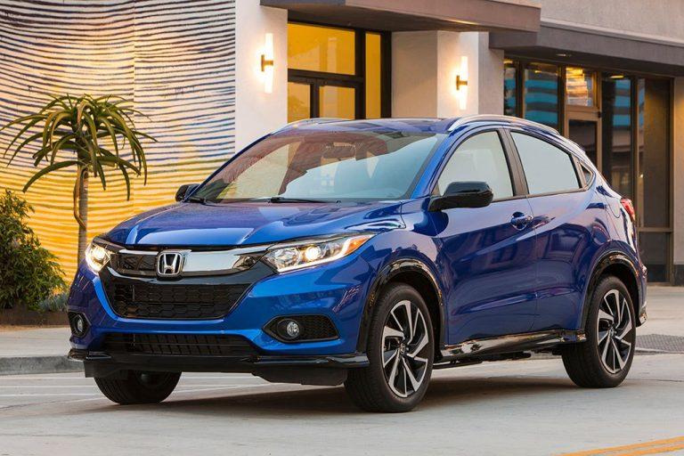 Honda HR-V 2021 ra mắt bản Hybrid