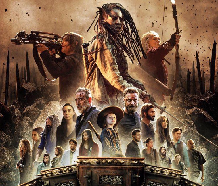 'The Walking Dead' hạn chế khán giả vì bạo lực