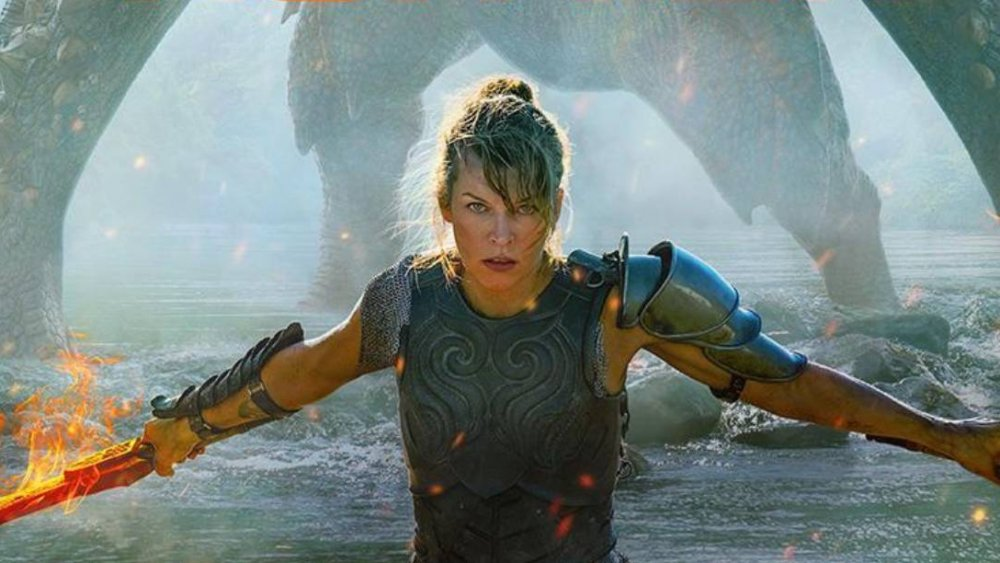 'Monster Hunter' – nhất vợ nhì phim