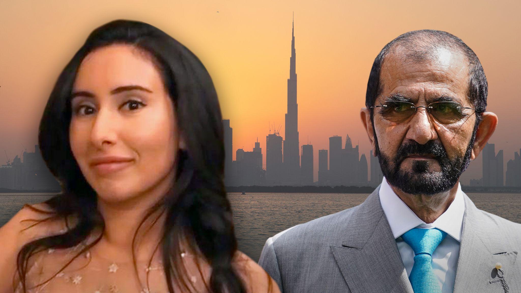 Chạy trốn khỏi Hoàng cung Dubai
