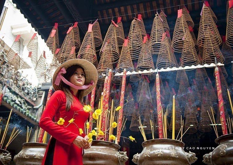 Lễ chùa, xin lộc đầu năm – Nét đẹp văn hóa Việt