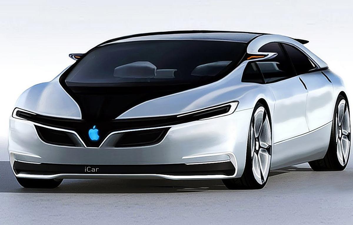 Xe hơi iCar của Apple