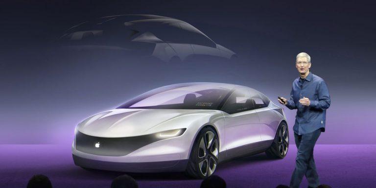 Apple sản xuất xe hơi, thật nan giải!