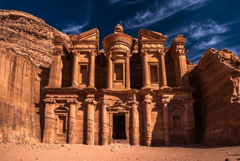 Bí ẩn thành cổ Petra, Jordan
