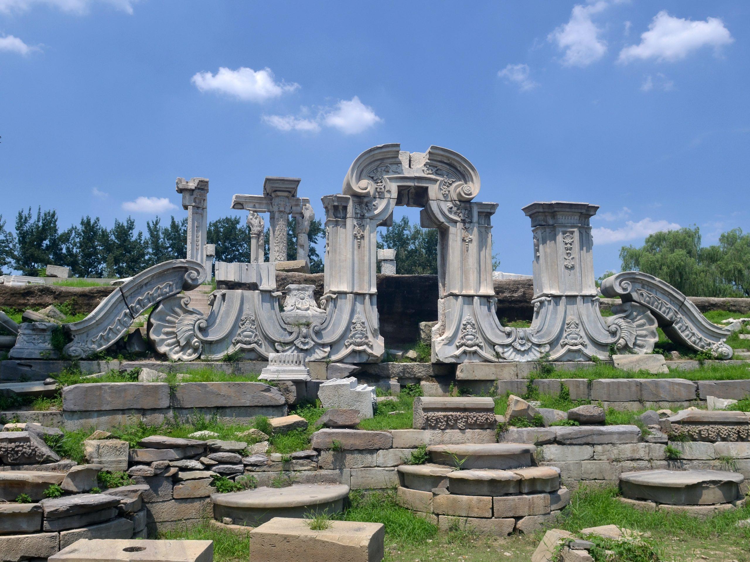 Kiệt tác kiến trúc Bắc Kinh gây tranh cãi