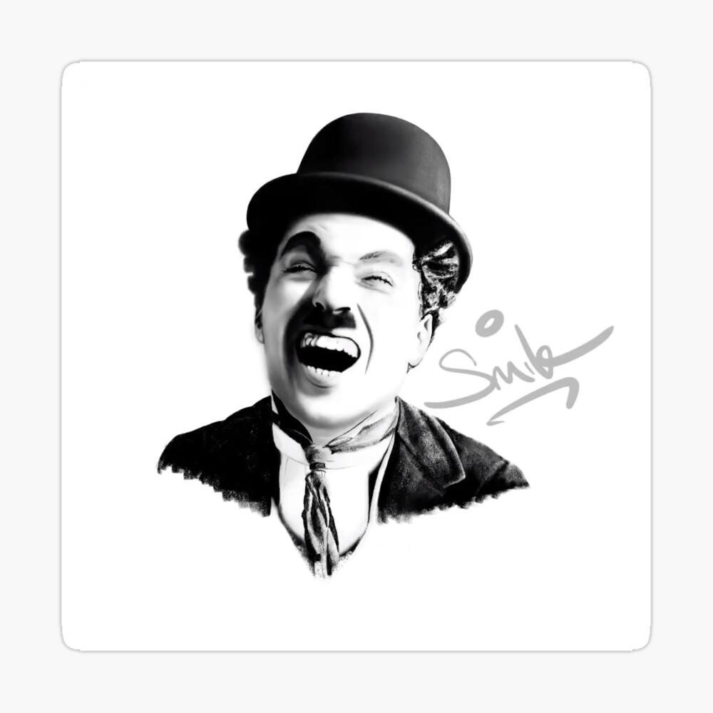 'Smile' Charlie Chaplin: Nụ cười trên gương mặt buồn khổ