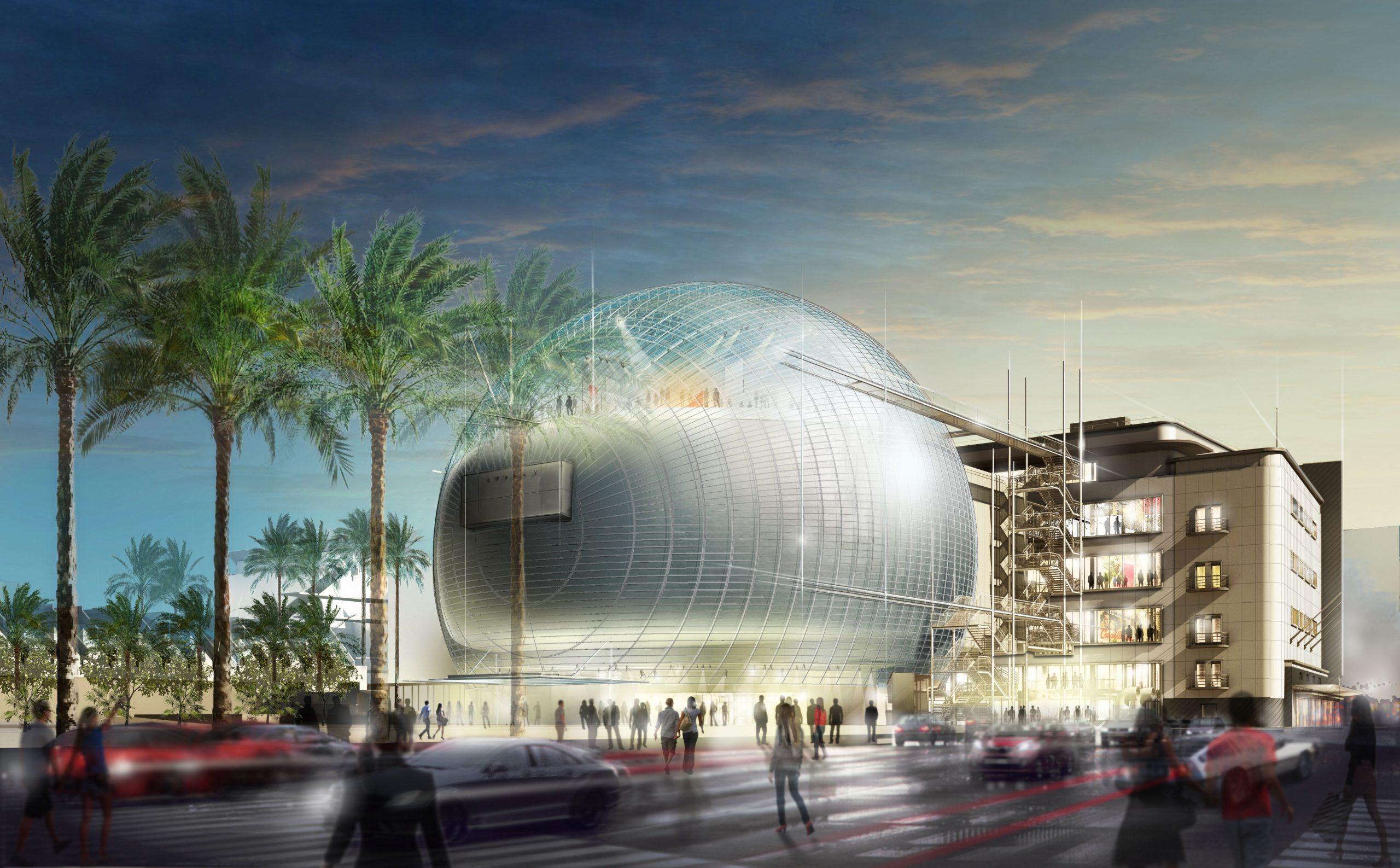 Bảo tàng Điện ảnh sắp khai trương tại Los Angeles