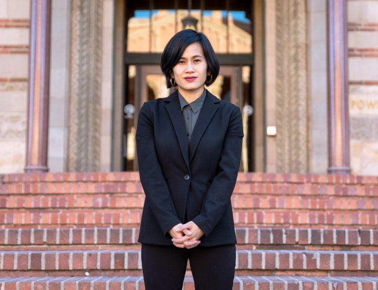 Người phụ nữ gốc Việt đầu tiên làm lãnh đạo Kho lưu trữ phim hàng đầu nước Mỹ