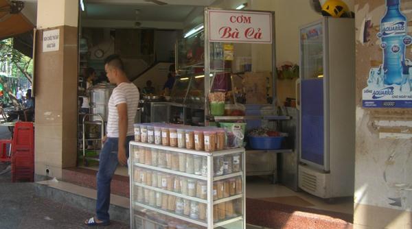 Quán cơm Bà Cả Đọi – nơi lưu dấu chân những lãng tử Sài Gòn