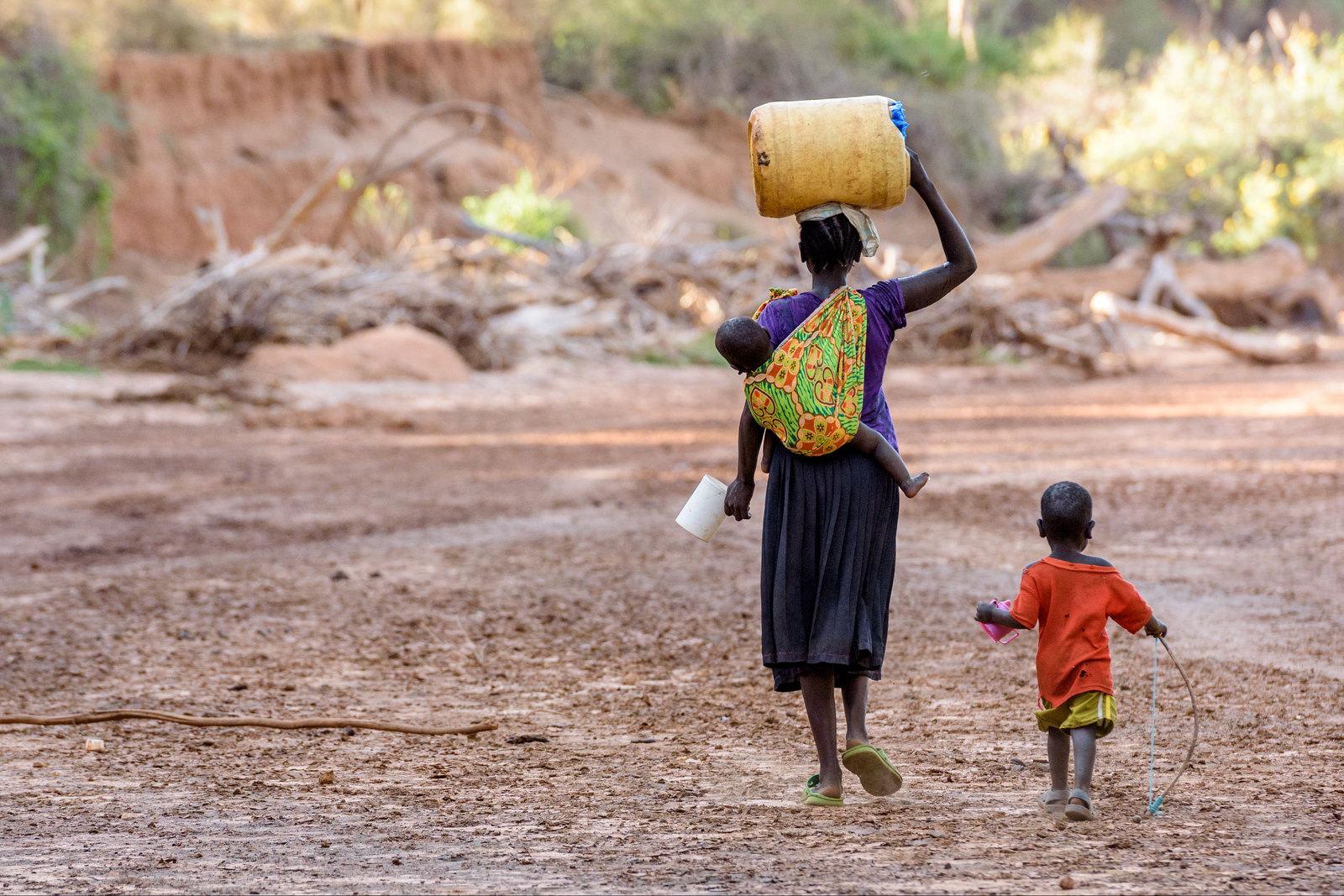 Những đứa trẻ phi thường của châu Phi