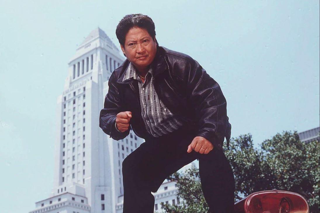 Hồng Kim Bảo – thời tung hoành với vai cảnh sát Sammo ở Mỹ