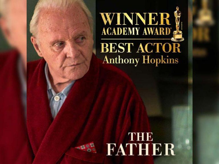 Giải Oscar 2021: Tượng vàng cho Anthony Hopkins